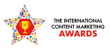 The International Content Marketing Award logo